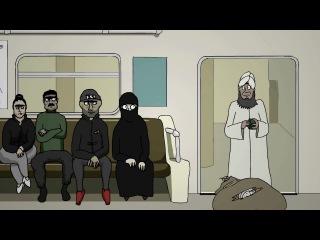 Террорист в московском метро
